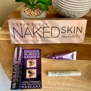 Naked Skin Urban Decay Face Palette